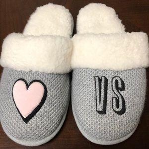 Victoria's Secret Sherpa slippers!  Never worn!